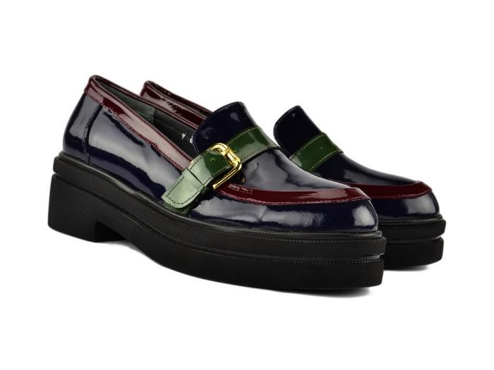 туфли-монки